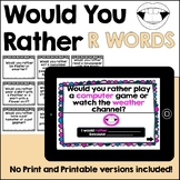 #Mar17SLPMustHave Would You Rather Vocalic R Bundle