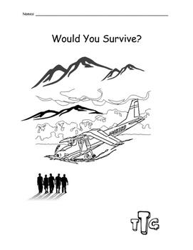 Would You Survive Activity