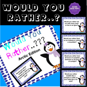 Would you rather..?? Arctic Edition
