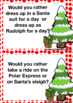 Would you rather..?? Christmas Edition