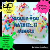 Would you rather..?? Growing Bundle