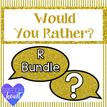 Would you rather... R Bundle