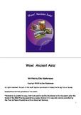 Wow - Ancient Asia Civilizations