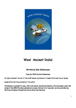 Wow! Ancient India!