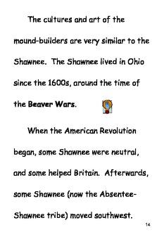 Wow!  Ohio Tribes!