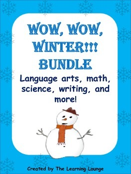 Wow, Wow, Winter!!! Bundle