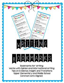 Writing Bookmarks