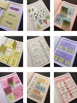 We Are So Proud Interactive Notebook ~ Reading Street Kindergarten