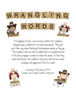 Wrangling Words