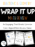 Wrap It Up Math Review: Fractions and Geometry