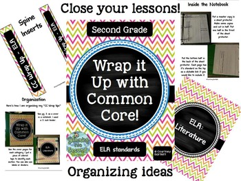 Wrap it Up with Common Core (ELA 2nd grade)