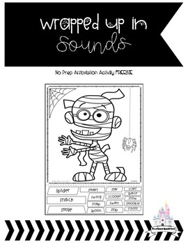 Wrapped up in Sounds: FREEBIE for /s/ blends