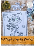 Wrapped up in Sounds: NO PREP Articulation Activity