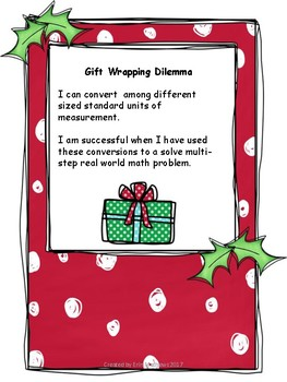 Wrapping Paper Dilemma