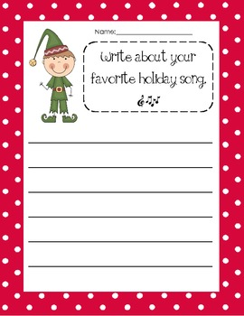 Wrapping Up My Holiday Writing: 16 December Holiday Writing Prompts