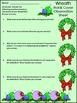 Christmas Game Activities: Christmas Wreath Roll & Cover Christmas Math Center