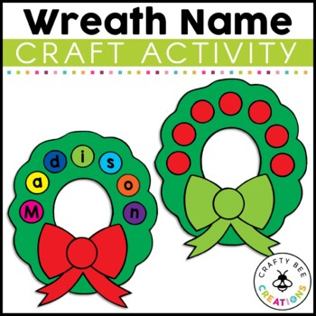 Wreath Cut and Paste