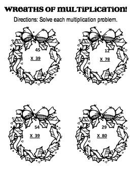 Wreaths of Multiplication