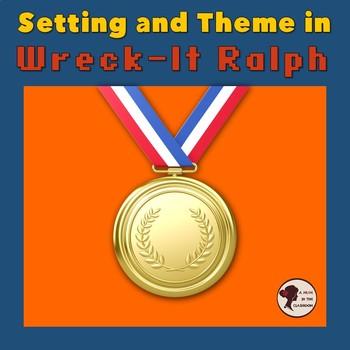 Wreck-It Ralph Bundle: Setting & Theme + Language & Wordplay