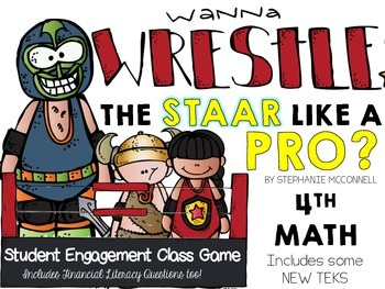 Wrestle the STAAR like a PRO- Class Game