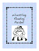 Wrestling Reading Activity Packet