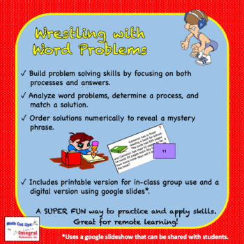 Wrestling with Word Problems