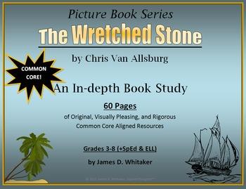Wretched Stone Book Study Chris Van Allsburg Common Core