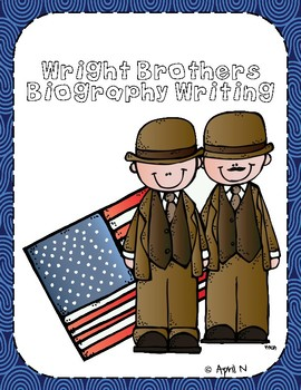 Wright Brothers Writing Tab Book