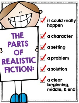 Writing Realistic Fiction Writer's Workshop Unit