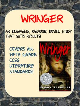 Wringer: A Novel Study using Socratic Seminar