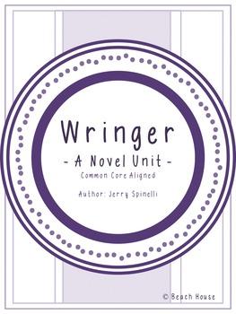 Wringer - A Novel Unit