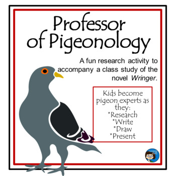 Wringer Activity - Professor of Pigeonology