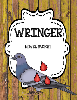 Wringer -  Comprehension and Vocabulary