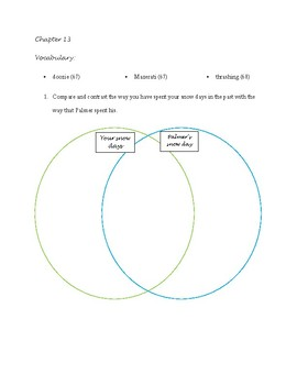 Wringer by Jerry Spinelli Guided Reading Packet/Book Study