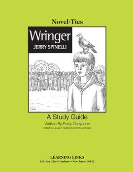 Wringer - Novel-Ties Study Guide