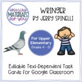 Wringer (Spinelli) *DIGITAL* Discussion Cards for Google C