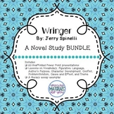 Wringer by Jerry Spinelli - Novel Study