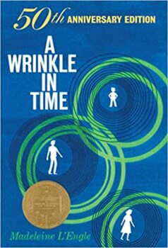 Wrinkle in Time Chapter Reading Completion Checks