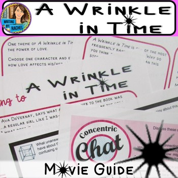 Wrinkle in Time Movie Guide (2018)