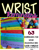 Wrist Reminders