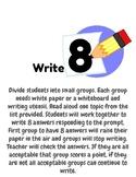 Write 8