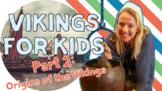 Write A Classroom Treaty // Origins Of The Vikings Activity
