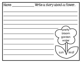Write A Spring Story
