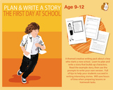 Write A Story Called 'The First Day At School' (Creative Story Writing) 9-14