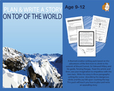 Write A Story Called 'The Top Of The Mountain' (Creative Story Writing) 9-14