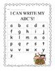 Write ABC's - Autumn Kids