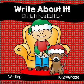 Write About It! Christmas Edition