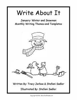 Write About It- January