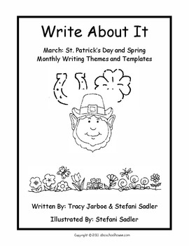 Write About It- March