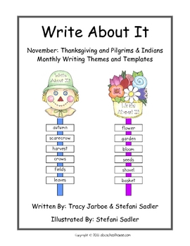 Write About It- November